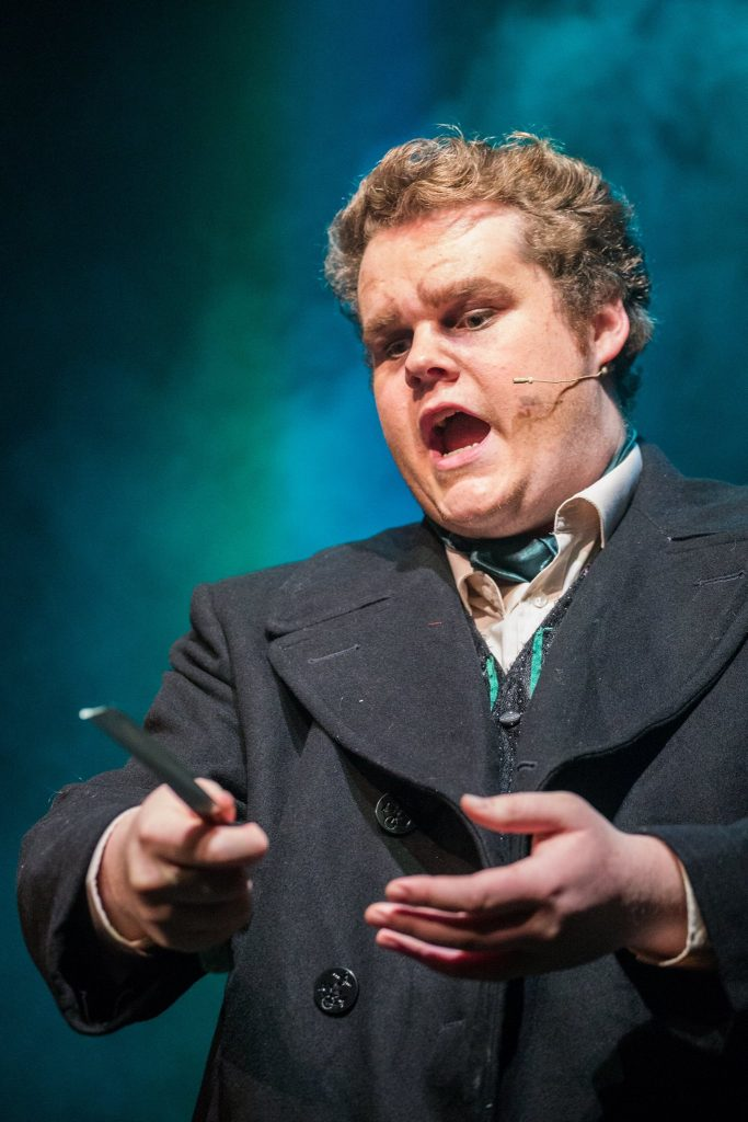 DULOG's Sweeney Todd: The Demon Barber of Fleet Street | Photograph: Samuel Kirkman