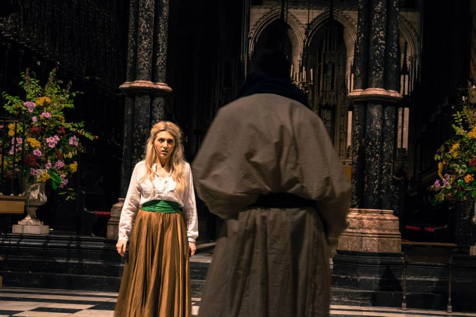 Ethrael Theatre's The Hunchback of Notre Dame at Durham Cathedral | Photograph: Juliano Henrique