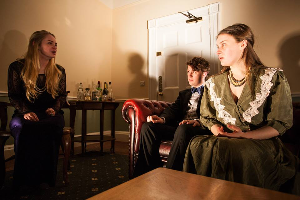 Pitch Productions' Your Grace in the Horsfall Room | Photograph: Samuel Kirkman