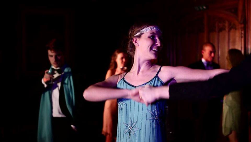 Castle Theatre Company's The Great Gatsby, an original adaptation by Nicholas Chapman