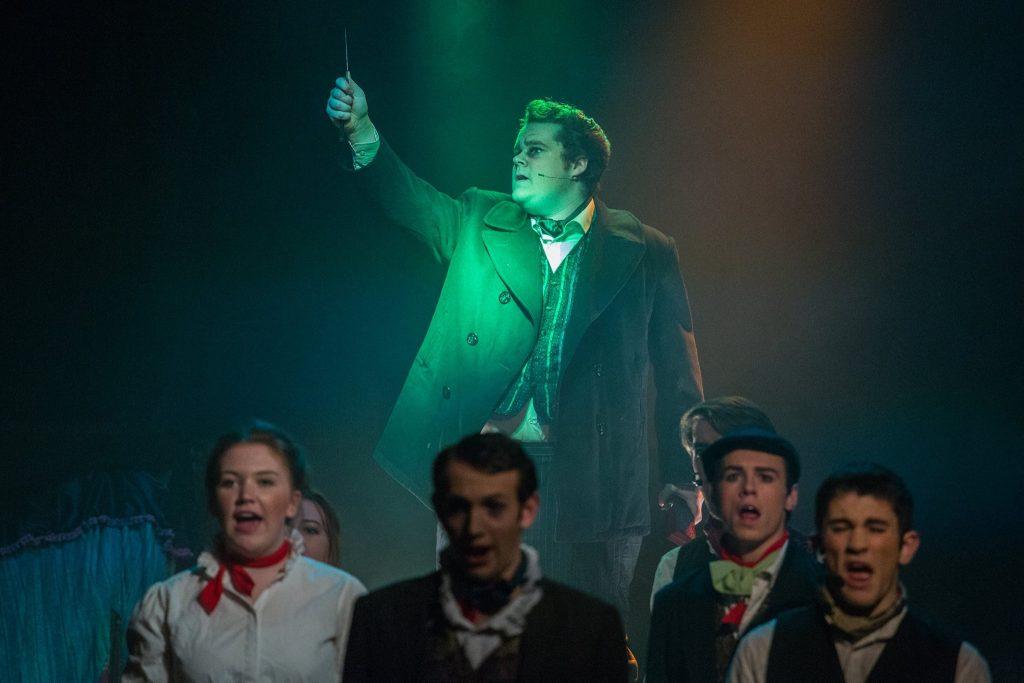 DULOG's Sweeney Todd: The Demon Barber of Fleet Street