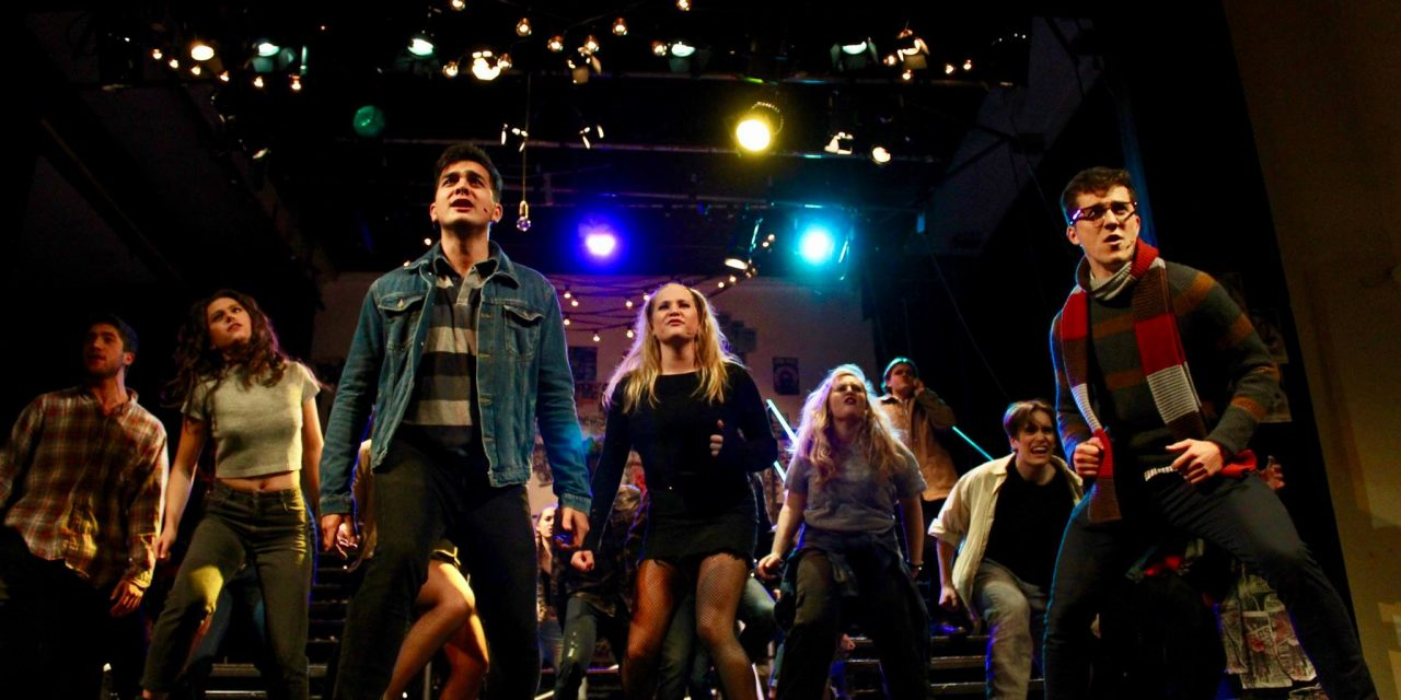 Musical theatre soundtracks to listen to in lockdown