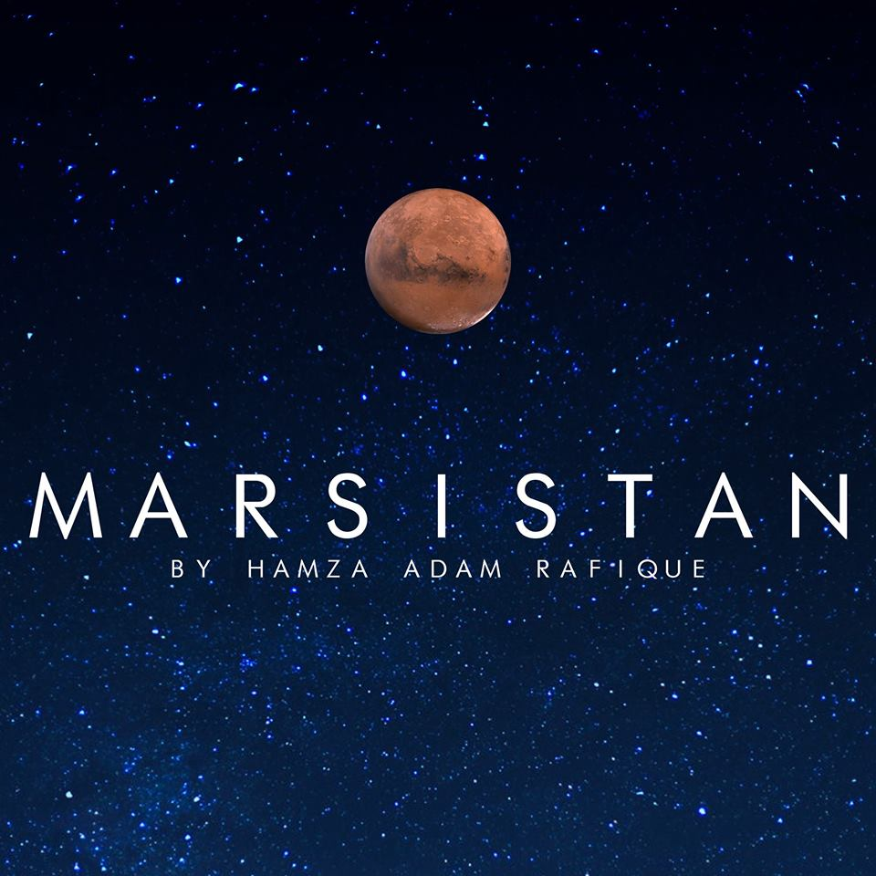 Marsistan by Hamza Adam Rafique