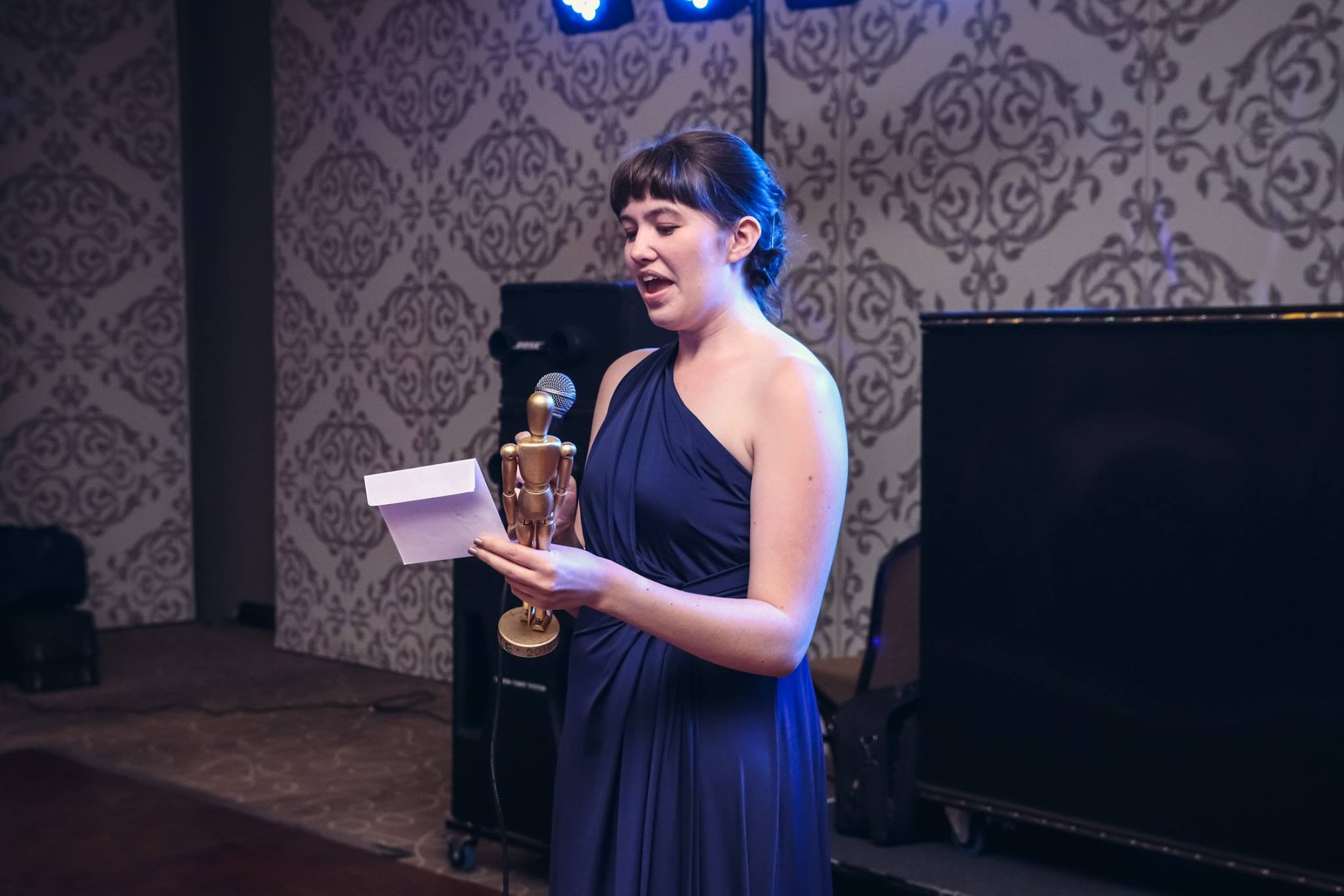 D'Oscars 2018 | Photography: Ed Rees Photography