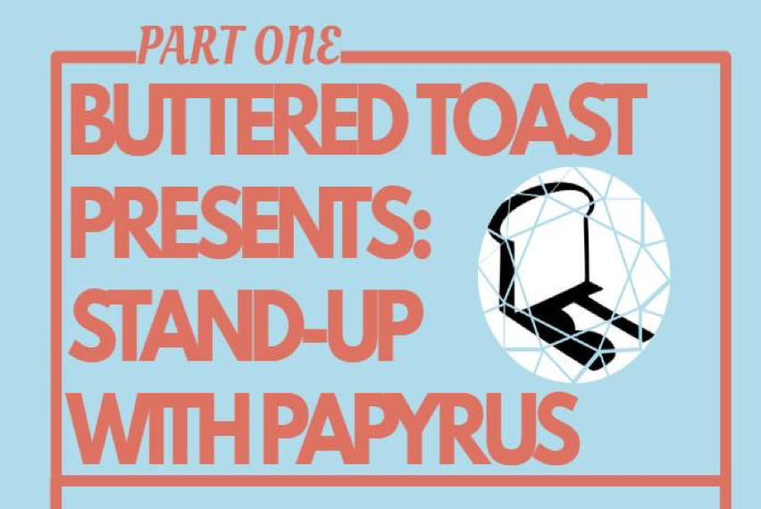 REVIEW: Buttered Toast Stand-Up