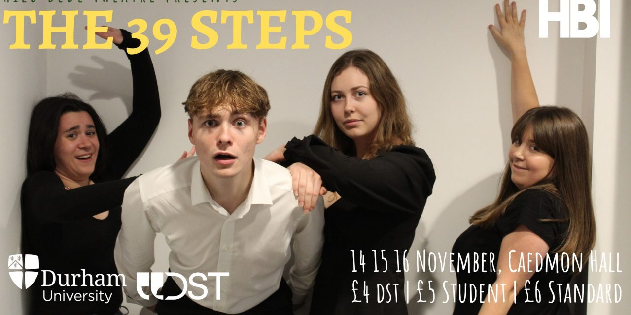 Review: The 39 Steps
