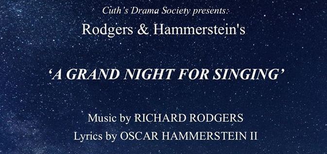 Review: A Grand Night for Singing