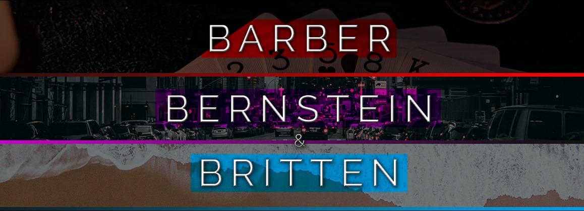 Review: Barber, Bernstein and Britten