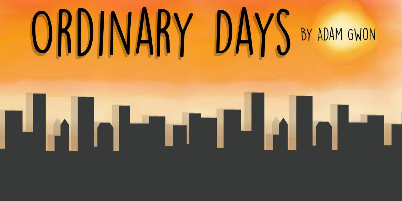 Director's Note: Ordinary Days