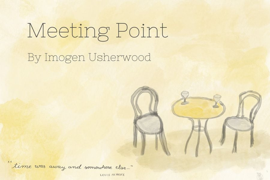 DDF writer's note: Meeting Point